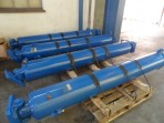 Main Jacking Cylinders Telescopic 4m stroke