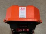 Totalstationen Leica und Topcon TCA1100